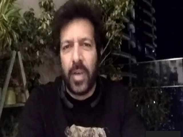 Video : Film Director Kabir Khan Urges Everyone To Come Forward And Help