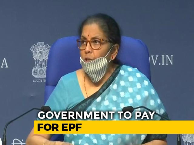 Video: Rs. 2,500 Crore EPF Support For Business, Workers For 3 More Months