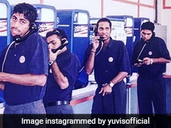 "Yuvraj Singhs ""Throwback To Days Without Mobile Phones"" Will Tickle Your Funny Bone"