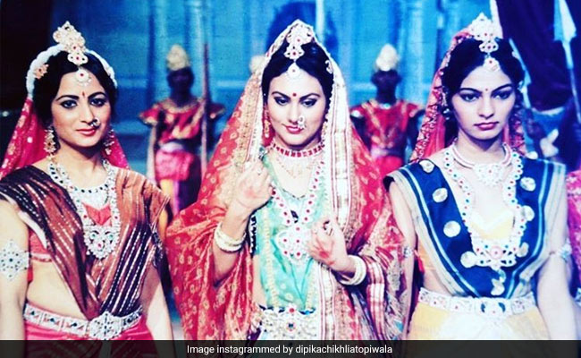 'I Was Reborn': Dipika Chikhlia On How Playing Sita Changed Her Life