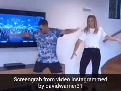 डेविड वॉर्नर ने पत्नी संग महेश बाबू के गाने पर किया जोरदार डांस, खूब देखा जा रहा Video