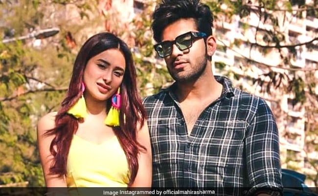 """""""Our Bond Is Forever"""": Mahira Sharma On Her Equation With Paras Chhabra, Link-Up Rumours And More"""