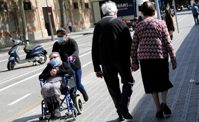Spain's Coronavirus Daily Death Count Falls To 179