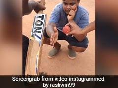 Watch: Ravichandran Ashwin Posts Funny Video Of Kids Enacting DRS, Leaves Fans In Splits