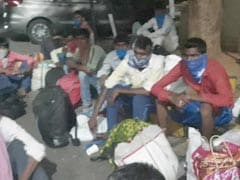 Migrants In Telangana Walk Back Home, Industries Say Stay