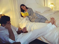 """""""Snapshots Of Quarantine"""": A Glimpse Of Sonam Kapoor And Anand Ahuja's Home"""