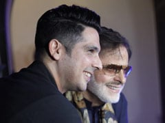 """""""It Is My Duty To Make A Film For Him"""": Sanjay Khan On Relaunching Son Zayed In Bollywood"""