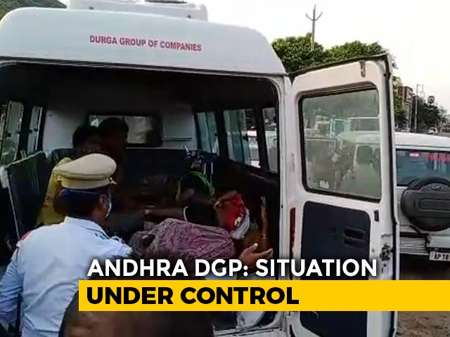 Video : Probe Into What Went Wrong: Top Cop to NDTV on Vizag Gas Leak