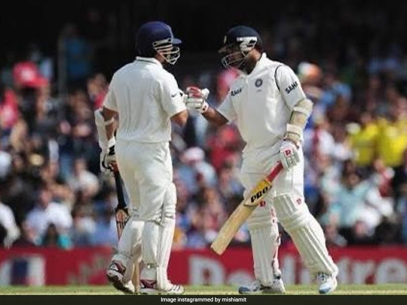 """""""One Of The Most Memorable Moments"""": Amit Mishra On Batting With Sachin Tendulkar"""
