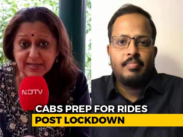 Video: Taxis Are Back - And Ola Has Strict Guidelines For Drivers And Passengers