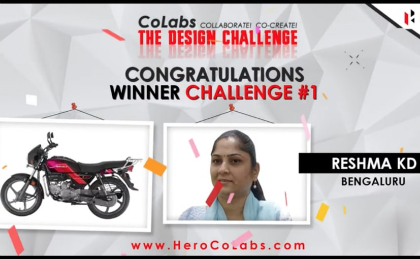 Winners of the Hero CoLabs design challenge have been announced