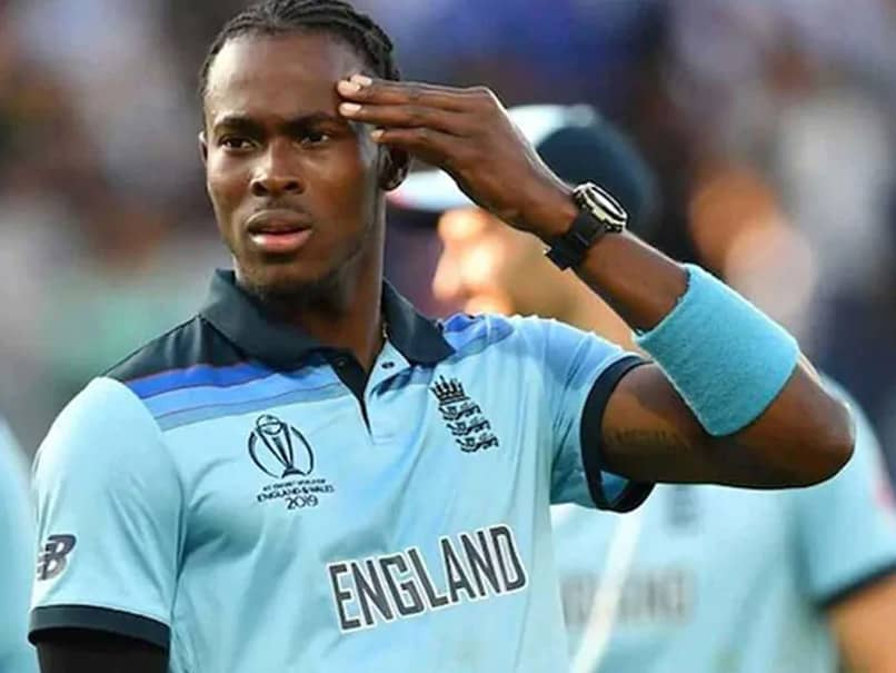 """Jofra Archer Recalls """"Dark Times"""" When Injury Kept Him Out Of Cricket For 2 Years"""
