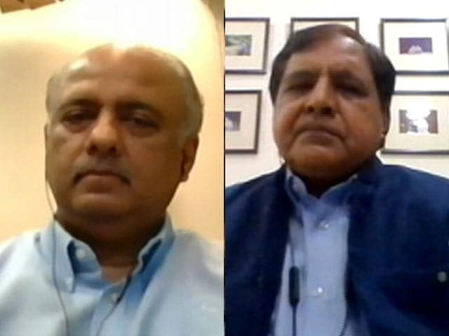 Video : Shekhar Mehta And Ramesh Aggarwal From Rotary Foundation Join #HungerFreeIndia Telethon