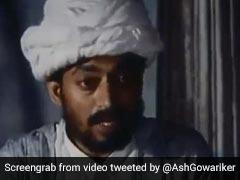 बॉलीवुड डायरेक्टर ने इरफान खान का पुराना वीडियो किया शेयर, बोले- तभी से उनका फैन...देखें Video