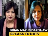 Video : 'Need Bold Regulatory Reforms': Kiran Mazumdar Shaw