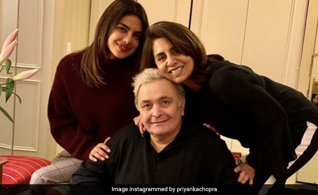 'Rishi Kapoor Was The Keeper Of Our Hearts': Priyanka Chopra Writes Eulogy In Time Magazine