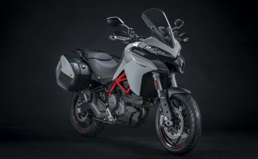 The 2020 Ducati Multistrada 950 will be launched in India on November 2, 2020
