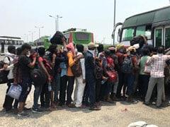 पैदल चल कर बिहार लौट रहे प्रवासी मजदूर यूपी के सीएम योगी आदित्यनाथ के बने प्रशंसक!