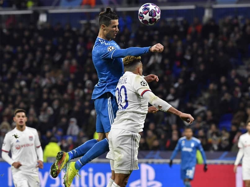 Lyon Confirm No Date Yet For Champions League Tie With Juventus