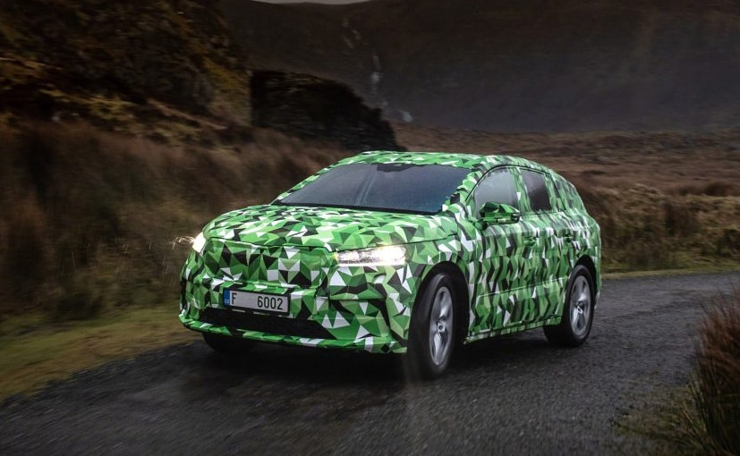 The Skoda Enyaq will be offered in both RWD and AWD versions.