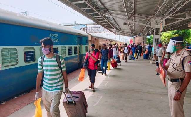 Train Ticket Reservation Counters To Open At Select Railway Stations From Tomorrow