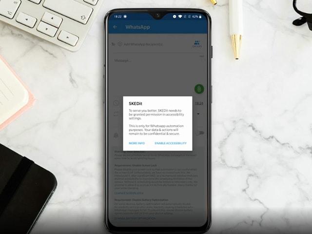 Video : WhatsApp खोला भी नहीं, और चला गया मैसेज