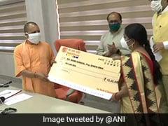 Yogi Adityanath Distributes Rs 2,000 Crore In Loans At UP's Online MSME Fair