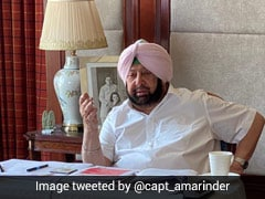 """Don't Attack Cops, Write To Me"": Amarinder Singh On Punjab Congress Row"