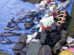 छत्तीसगढ़: पुलिस के साथ मुठभेड़ में मारे गए चार नक्सली, पुलिस अधिकारी हुआ शहीद
