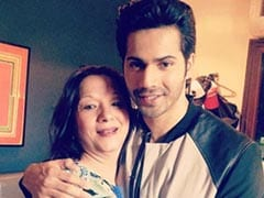 "Varun Dhawan's Heartbreaking Post On Death Of His Aunt: ""Love You, <i>Maasi</i>"""