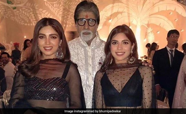 Bhumi Pednekar Keeps Calling Amitabh Bachchan A Slang Term He Doesn't Know The Meaning Of