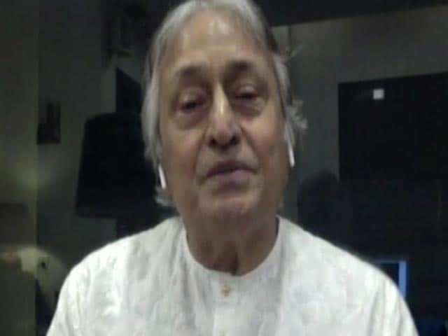 Video : India Is A Country Where Seniors Are Greatly Respected: Sarod Player Ustad Amjad Ali Khan