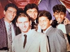 """Spot Arjun Rampal """"If You Can."""" Here's A Picture From 1990"""
