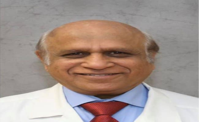 Indian Origin Doctor Sudheer Chauhan Dies Of Coronavirus In US