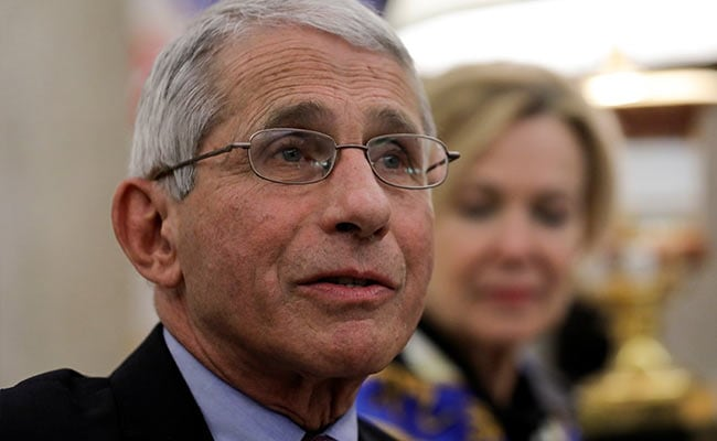 Top Health Expert Anthony Fauci To Testify Before US Senate On COVID-19 Response