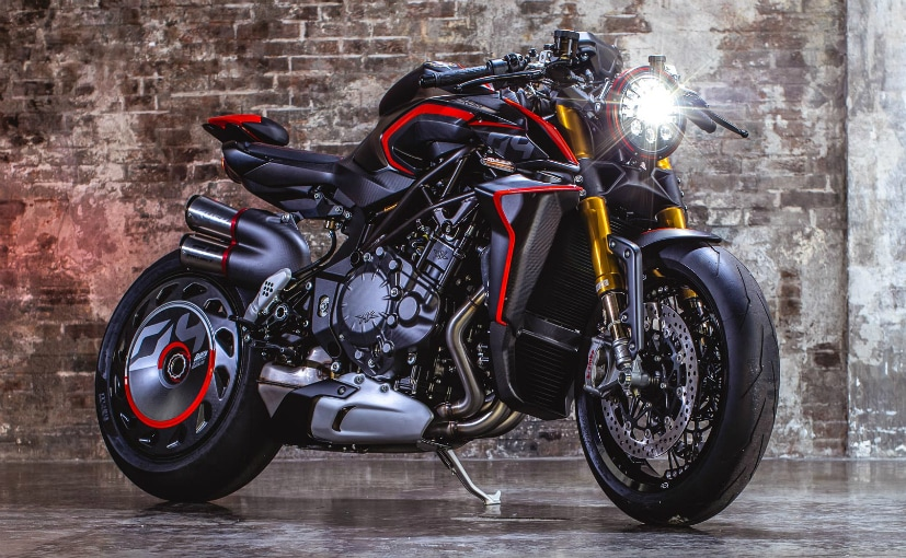 MV Agusta Rush 1000 To Enter Production In June 2020