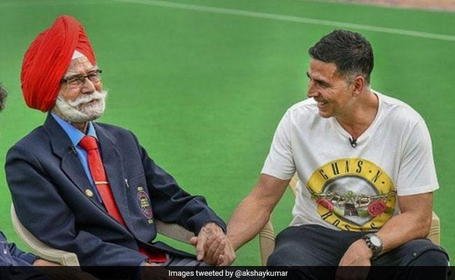 Sports fraternity And Actor Akshay Kumar mourns the death of Hockey Legend Balbir Singh