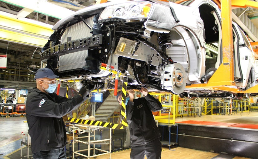 All Eyes On Detroit As Automakers Ready Slow, Careful Reopening Of Plants