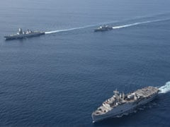 India, Japan Navies To Start 3-Day Mega Exercise From Today
