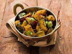 Watch: Turn The Boring Pumpkin Sabzi Into Lusious Khatta Meetha Kaddu With This Simple Recipe