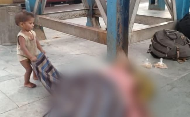 Complaint Against Railways, Bihar After Woman Found Dead At Station