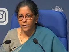 Government To Privatise State-Run Firms In Non-Strategic Sectors: Nirmala Sitharaman