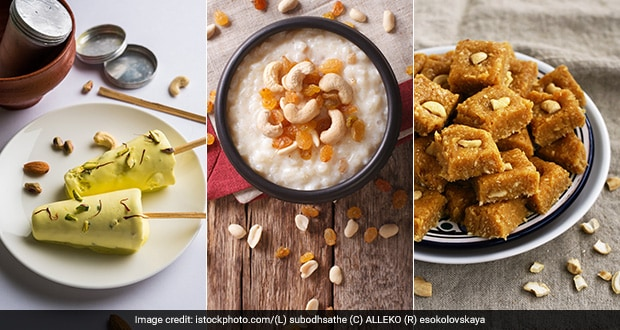 10 Delicious, Sugar-Free Indian Desserts You Can Make At Home