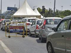 Random COVID-19 Testing To Be Done At Delhi-Noida Border: Officials