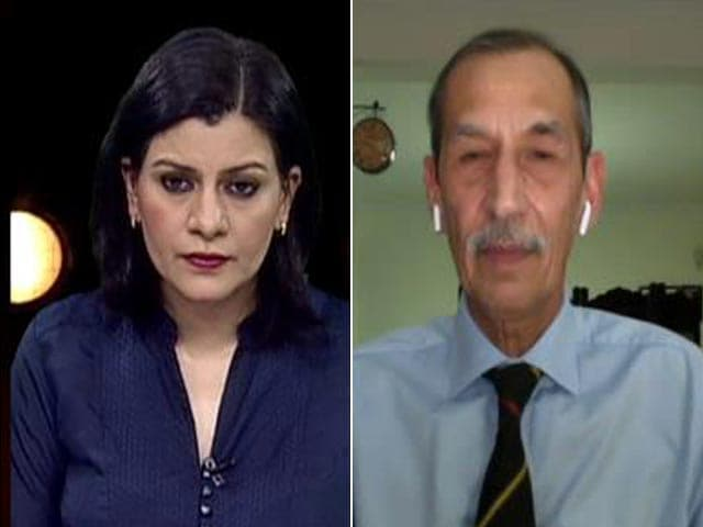 Video : China Attempting To Put Pressure On India: Ex-Northern Army Commander