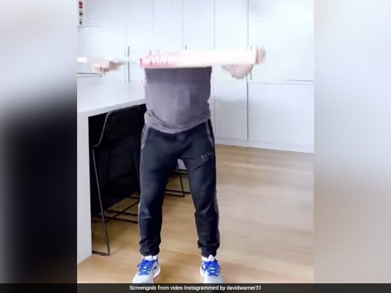 Watch: Warner Back With Hilarious Disappearing Act In Latest TikTok Video