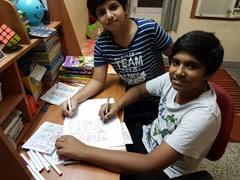 Tamil Nadu Siblings Used Lockdown To Make Comic Books, Sell Them On WhatsApp