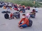 """Video : Centre Preps """"Image Correction"""" Exercise To Blunt Criticism Over Migrants"""