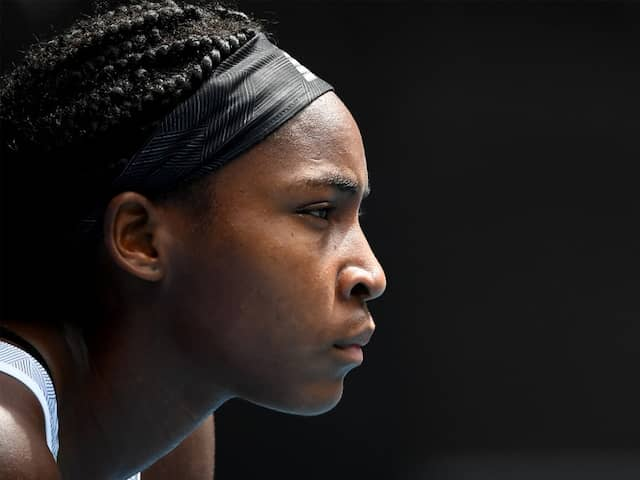 """Am I Next?"": Rising Tennis Star Coco Gauff Upset By Unarmed Black Mans Killing"