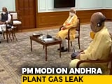 """Video : """"Pray For Everyone's Safety"""": PM On Gas Leak In Visakhapatnam Plant"""